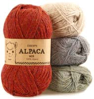 Drops Alpaca, 100% Alpaca, Sport Weight #2