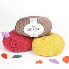 Drops 100% Baby Merino, #2 Sport Weight
