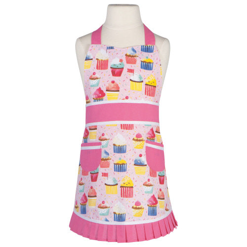 Cupcakes, Kid Apron, By Danica Designs