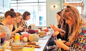Mini Workshop Knitting Class