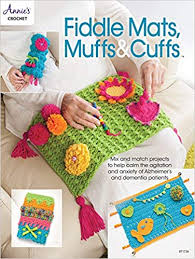 Fiddle Mats, Muffs and Cuffs, Crochet Book