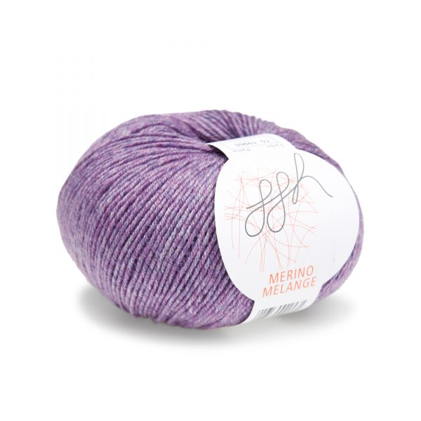 GGH Merino Melange, 100% merino wool, #1 Fingering Weight