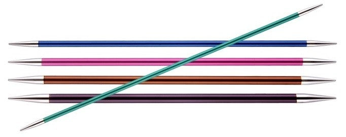 "Knitter's Pride Zing Double Pointed Needles 20cm (8"")"