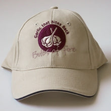 Select Bulbs of Fire Apparel - Cap with Collar Clip