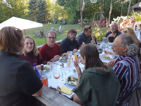 7th annual Garlic Family Farm Dinner - SUNDAY AUGUST 30th, 4pm