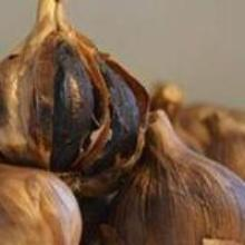 Fresh Black Garlic Bulbs 100gr