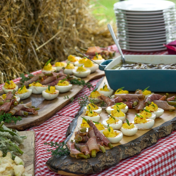 A Garlic Family Farm Dinner - SUNDAY AUGUST 25th, 4pm