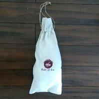 garlic storage solution, linen garlic storage bag