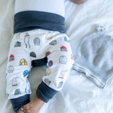 Ski Bum Leggings - BABY