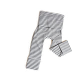 toddler unisex stripe grow with me baby leggings by bear and bunny co