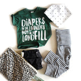 Cloth Diapered Babe // GIFT SET