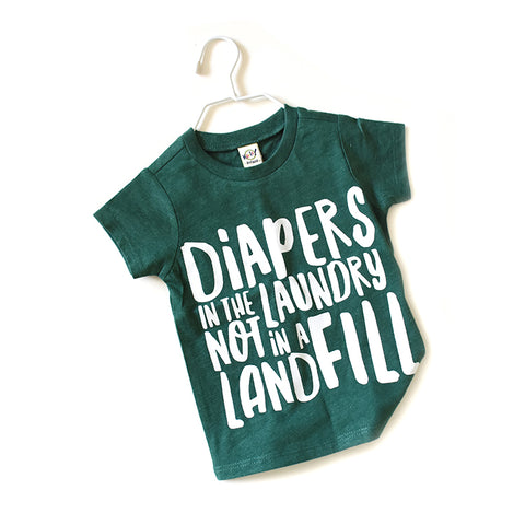 Cloth Diaper Babe - TEE