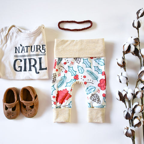 Holly & Pine Leggings - BABY