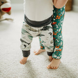 Whale Song Leggings - BABY
