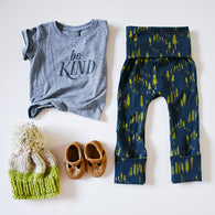 Pine Tree Leggings - TODDLER