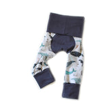 Whale Song Leggings - TODDLER