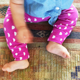 Orchid Moon Leggings - NEWBORN
