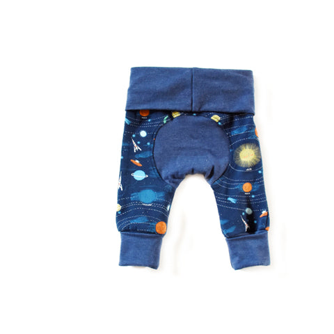 46232476597aa ... Supernova outer space grow with me newborn baby leggings ...