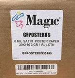 Magic 8mil Poster Paper (Satin)