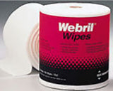 "Webril 8"" x 8"" Wipes (800 ct, 8 x 100 wipes/pk)"