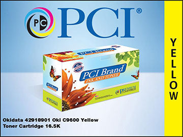 PCI C9600/9650/9800 Toners (Compatible)