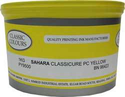 Sahara Classicure PC Inks for Plastic (2.2#)