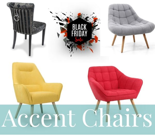 Black Friday Accent Chairs