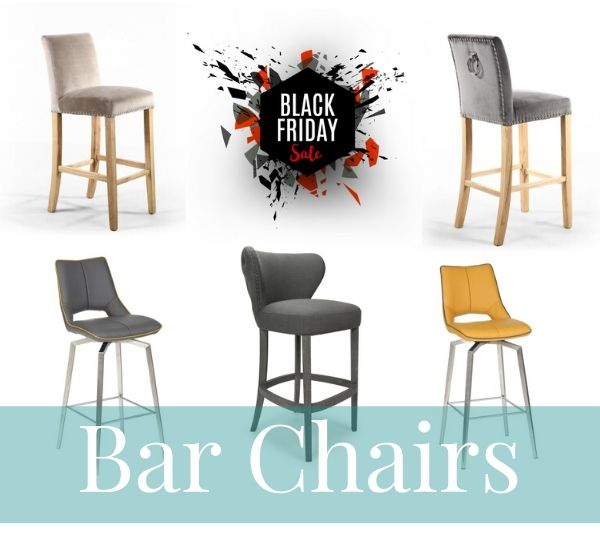Black Friday Bar Chairs