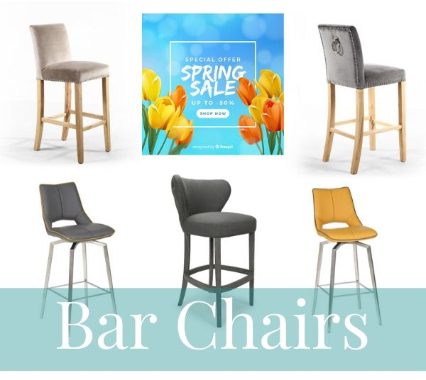 Spring Sale Bar Chairs