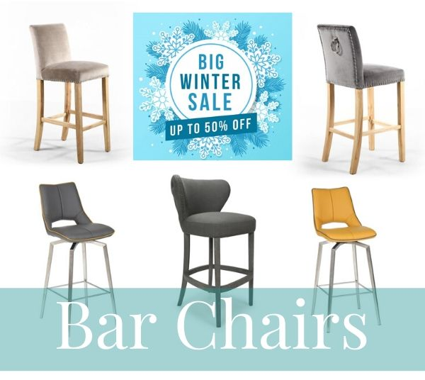 Big Winter Sale Bar Chairs