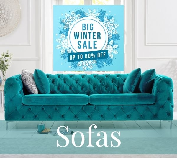 Big Winter Sofa Sale