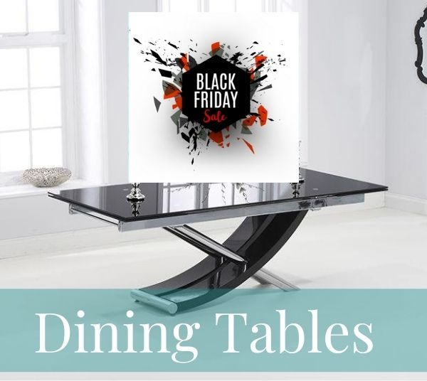 Black Friday Dining Tables