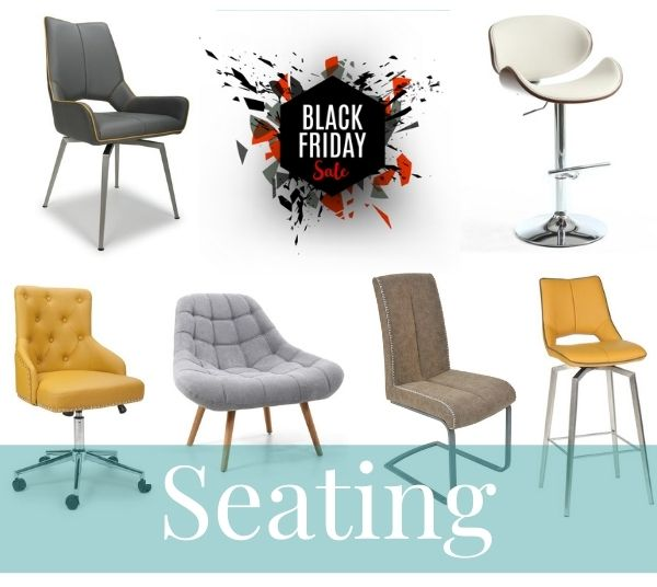 Black Friday Sale Seating