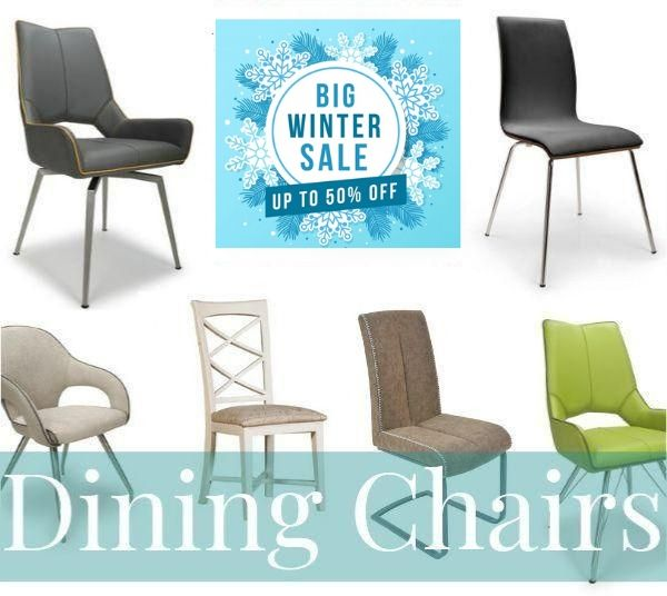 Big Winter Sale Dining Chairs
