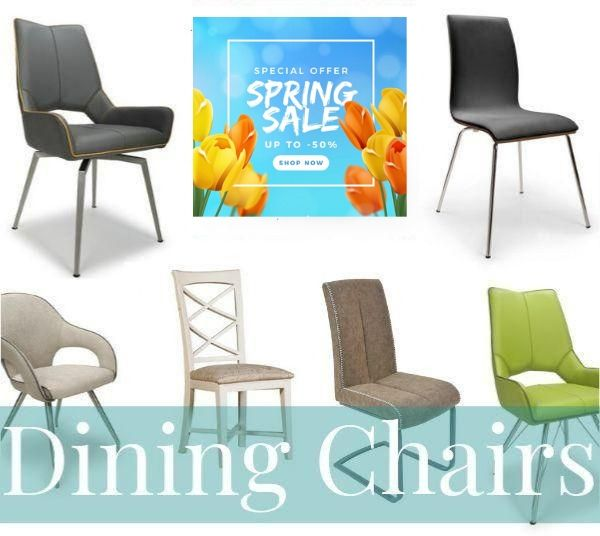 Spring Sale Dining Chairs