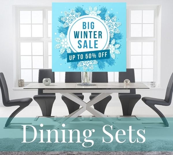 Big Winter Sale Dining Sets