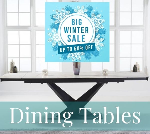 Big Winter Sale Dining Tables