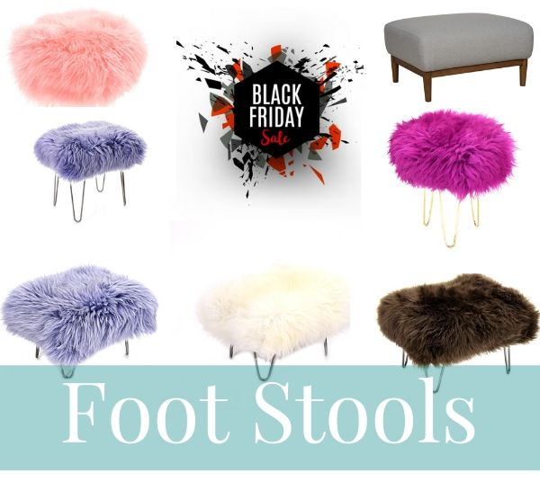 Black Friday Foot Stools