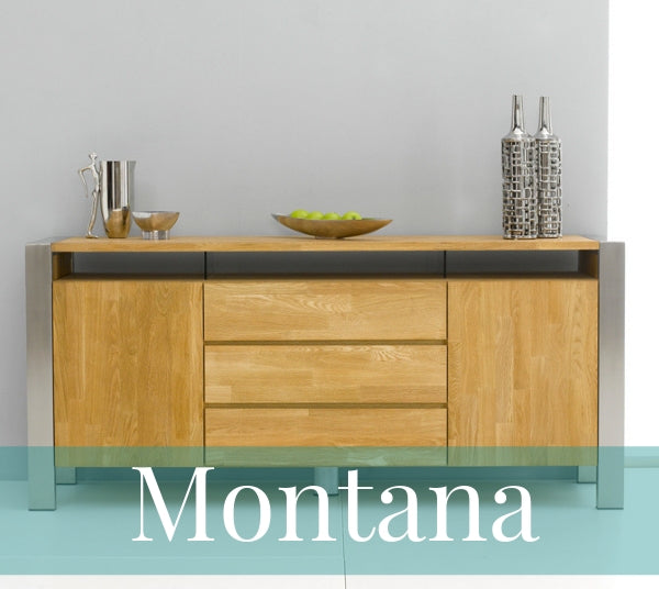 Mark Harris Montana Oak & Metal Collection