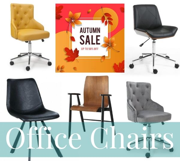 Autumn Sale Office Chairs