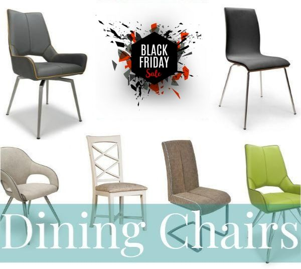 Black Friday Dining Chairs