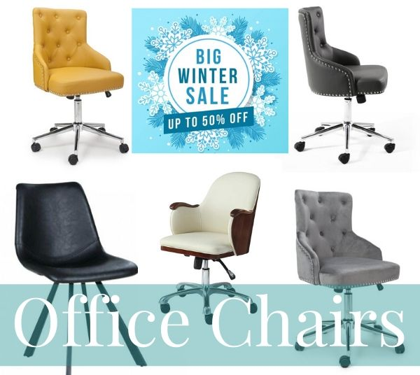 Big Winter Sale Office Chairs