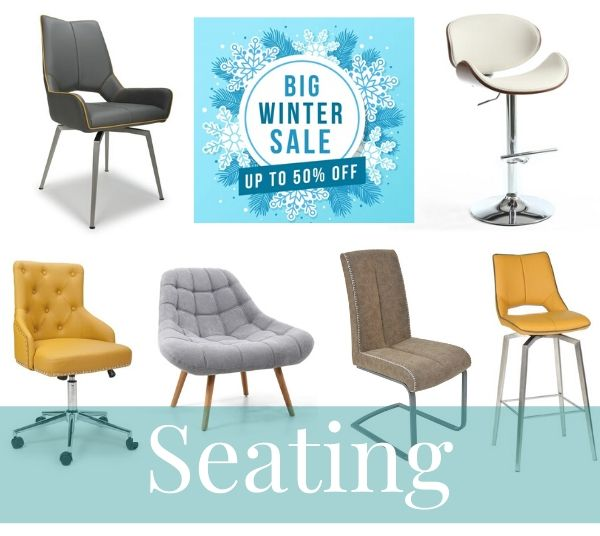 Big Winter Seating Sale