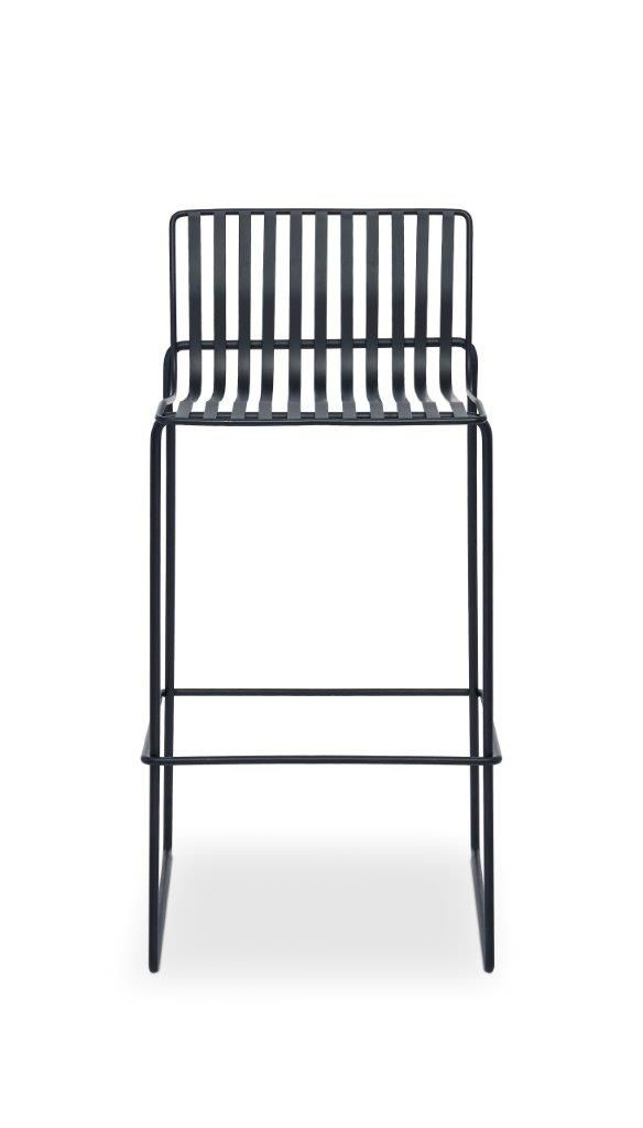 Gillmore Space Finn Bar Stool Black