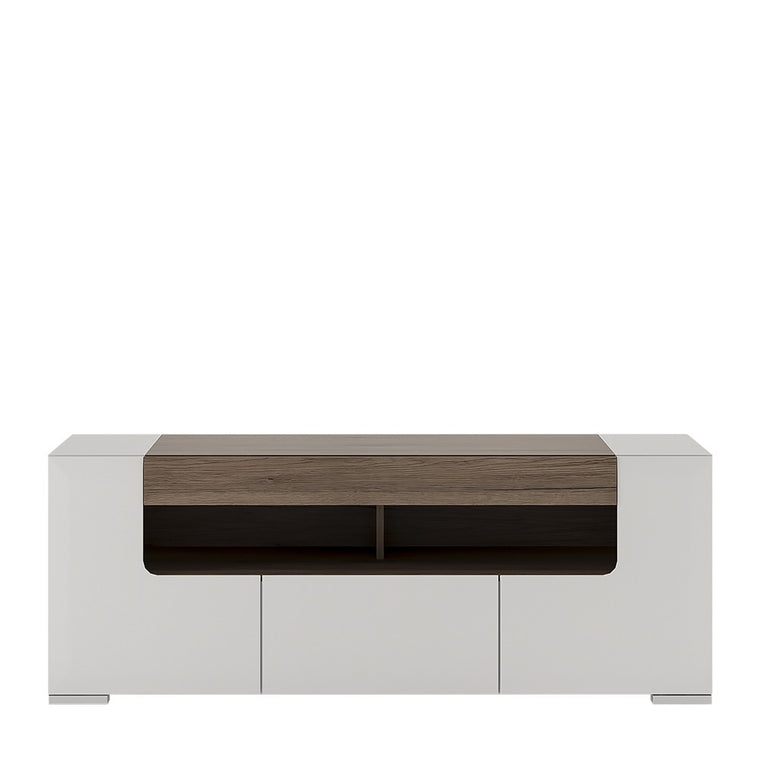 Axton Bronxdale 140 cm Wide TV Cabinet