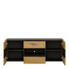 Axton Belmont TV Unit - 2 Doors 2 Drawers