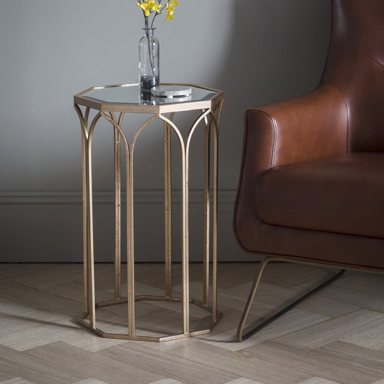 Hudson Living Canterbury Side Table