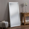 Yearn Contemporary ART585 Silver Mirror