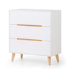 Julian Bowan Alicia 3 Drawer Sideboard