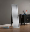 Yearn Bedroom BG11 Cheval Black Edge Mirror